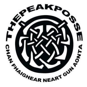 peak posse logo